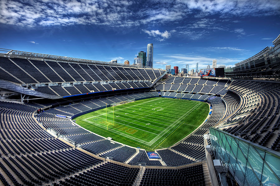 How have the Bears repaid the city for rebuilding Soldier Field? They've sucked, that's how.