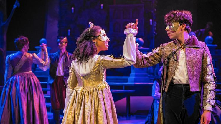 Chicago Shakespeare Theater's <i>Romeo and Juliet</i>