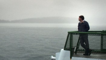 Mark Duplass gazes at a far-away mumbleshore in <i>Your Sister's Sister</i>