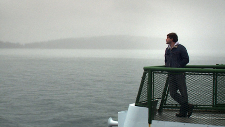 Mark Duplass gazes at a far-away mumbleshore in Your Sister's Sister