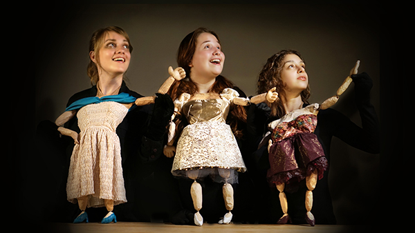 Rough House Puppet Theater's <i>Sad Songs for Bad People</i>