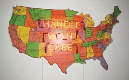 <em>Artist: Lindsay Liss | Title: Handle with Care</em>