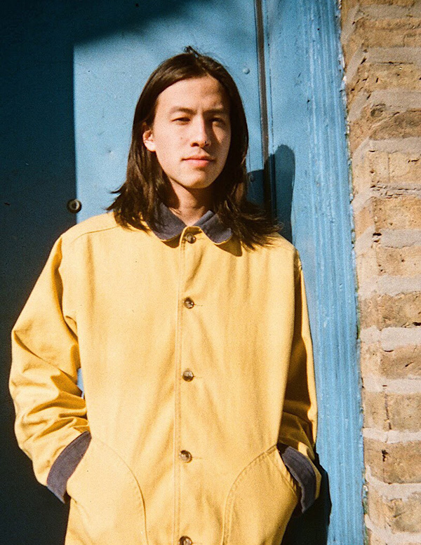 Sen Morimoto, a Chicago multi-instrumentalist, singer, and rapper who produces his own music