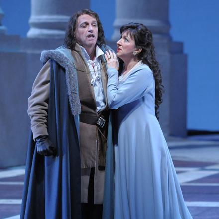 Simon Boccanegra at Lyric Opera of Chicago