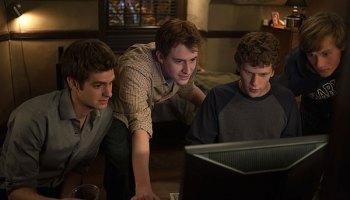 <em>The Social Network</em>