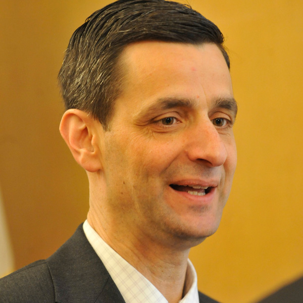"""Nicholas Sposato, alderman of the 36th Ward, says of UNO: """"I just want to make sure they're living up to their deal."""""""
