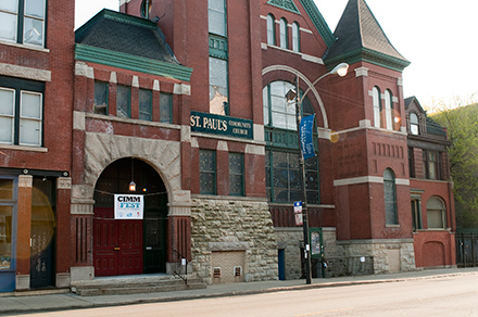 First a church, then an arts center, now a secretive mission.