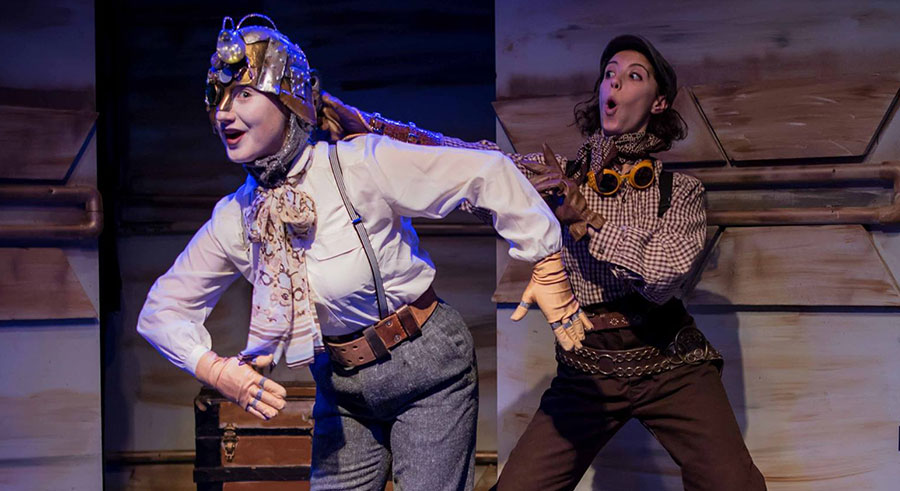 E.D.G.E. Theatre's <i>Steampunk Christmas Carol</i>