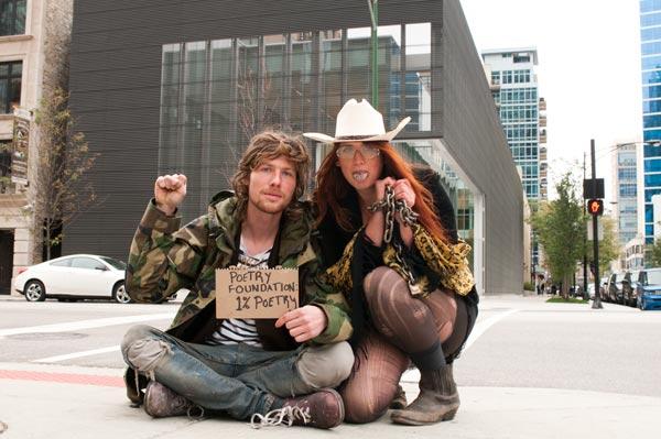 Brooks Johnson and Stephanie Dunn