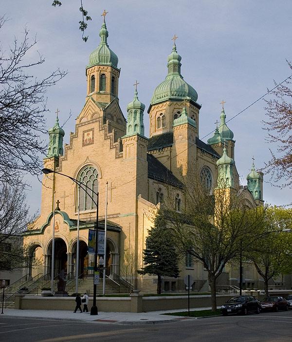 Saint Nicholas Ukrainian Catholic Cathedral, 2238 W. Rice
