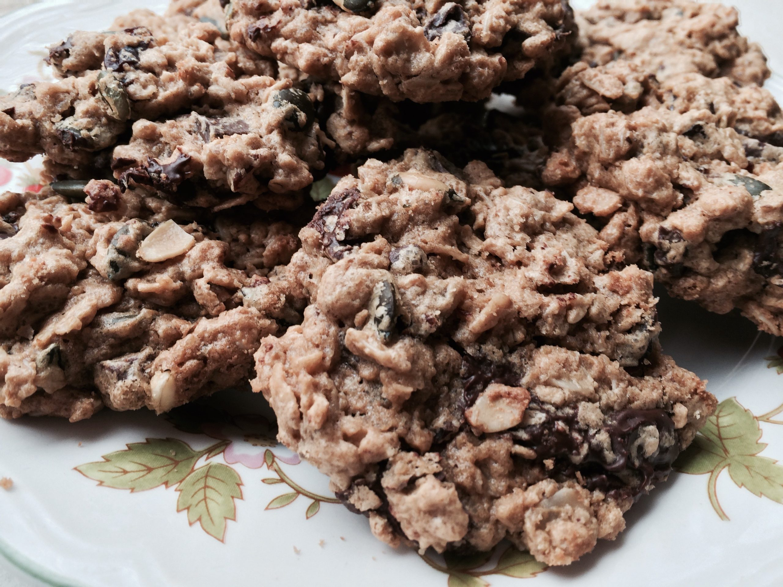 Stoner cookies from <i>Dinner at Home</i> by JeanMarie Brownson