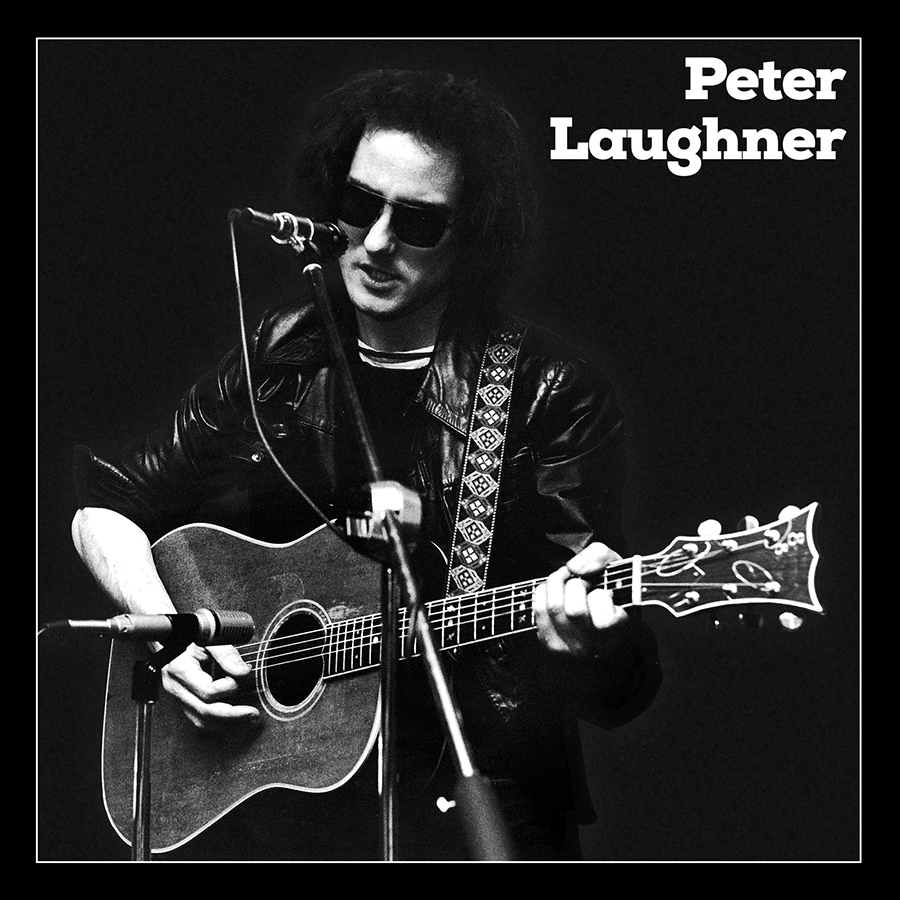 The cover of the Peter Laughner box set