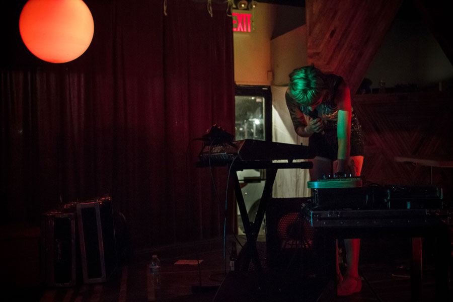 TALsounds at Silent Barn in Brooklyn on June 11, 2016