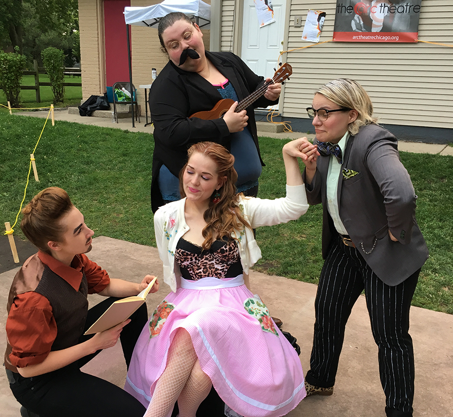 <i>The Taming of the Shrew</i>, at Shakespeare on the Ridge