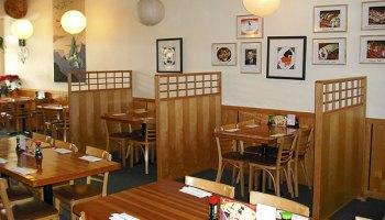 Best Japanese Restaurant: Tampopo