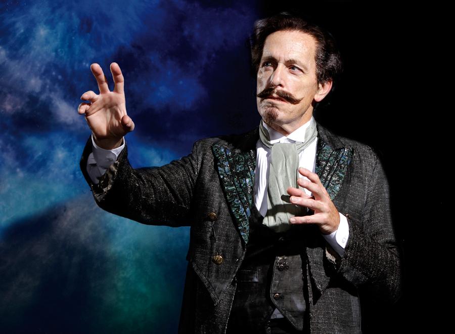 <i>The Tempest</i> runs through November 8 at Chicago Shakespeare Theater.