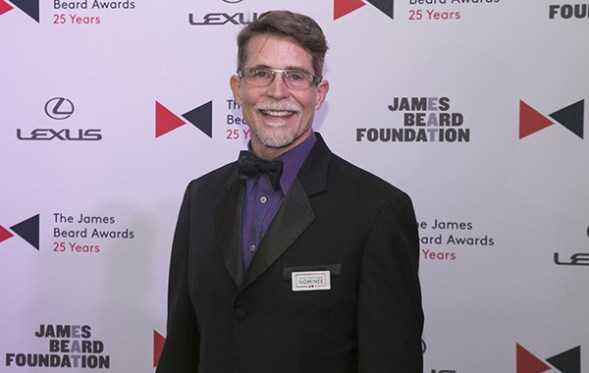 Rick Bayless is one of many local chefs appearing at the Good Food Festival from Thu 3/24-Sat 3/26.