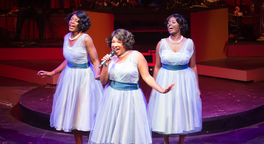 Black Ensemble Theater's <i>The Jackie Wilson Story</i>