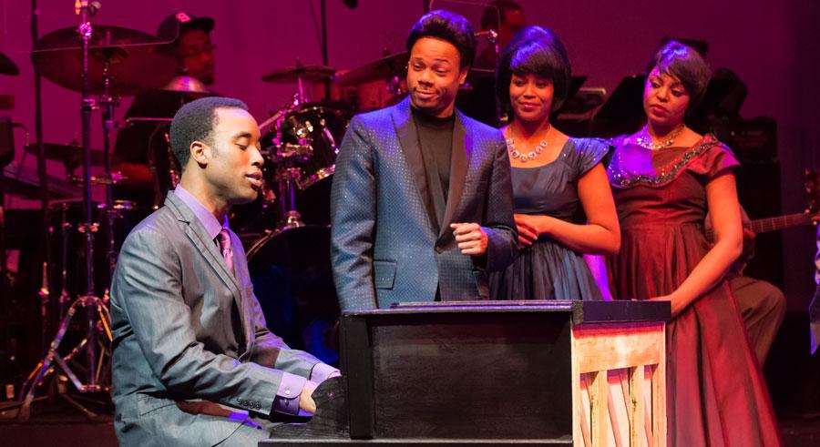 Black Ensemble Theater's <i>The Marvin Gaye Story</i>