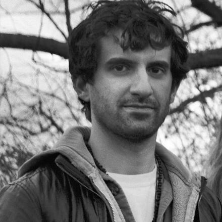 Mark Perro of genre-leapfroggers the Men.