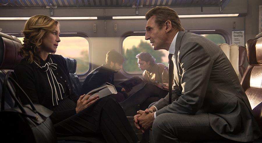 <i>The Commuter</i>