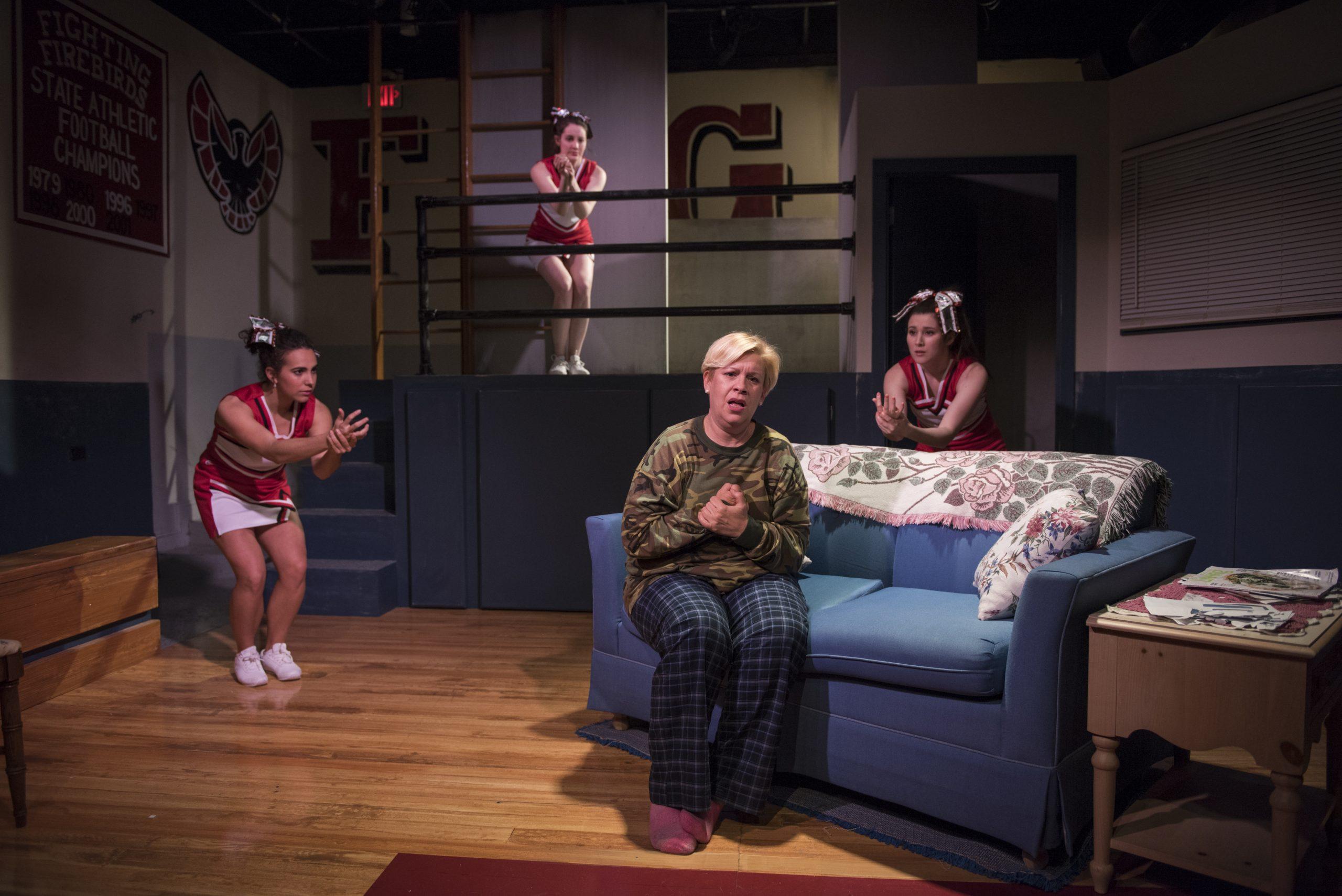 Rivendell Theatre's <i>The Firebirds Take the Field</i>