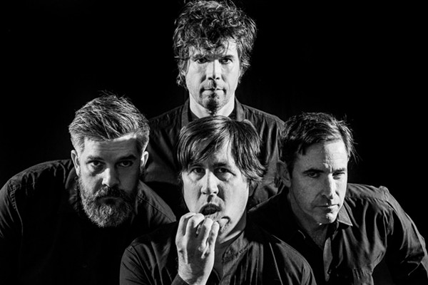 Mountain Goats play Empty Bottle on Monday 7/3 as part of the club's 25th anniversary series