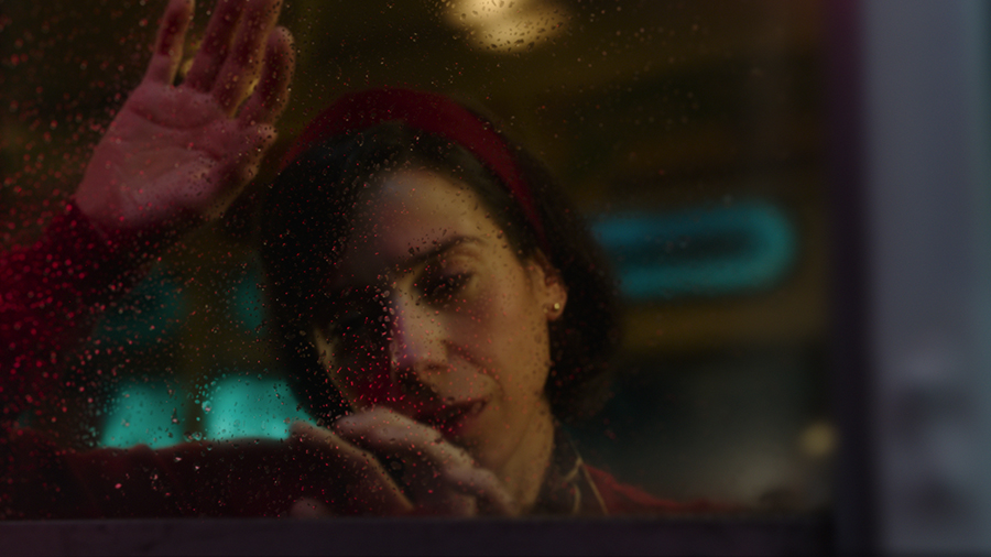 Sally Hawkins as Elisa Esposito in the film version of <em>The Shape of Water</em>
