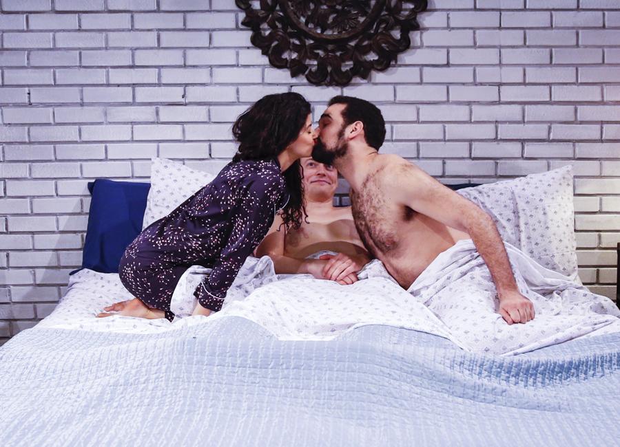 The Other Theatre Company's <i>Threesome</i>