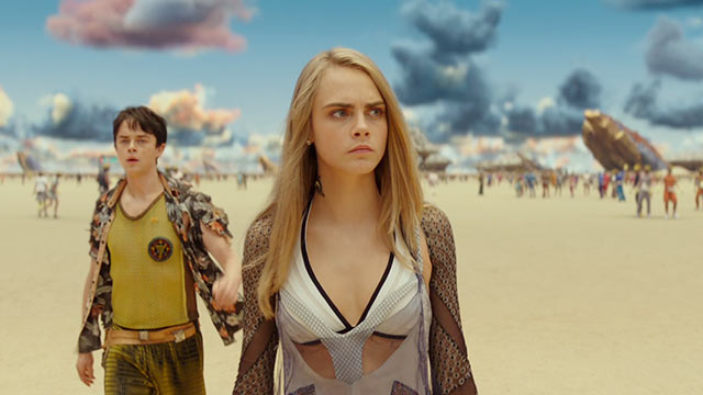 <i>Valerian and the City of a Thousand Planets</i>