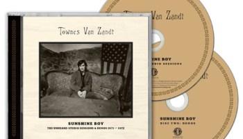 Townes Van Zandt, <em>Sunshine Boy</em>