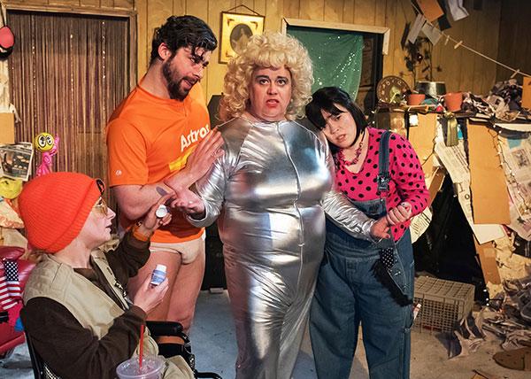 New American Folk Theatre's <i>Trash!</i>
