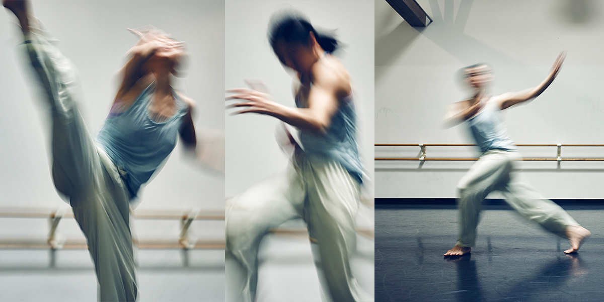 Shiau's upcoming solo for the Chicago Dancemakers Forum also drew inspiration from Christine Blasey Ford's testimony at last year's Senate confirmation hearings for now Supreme Court justice Brett Kavanaugh.