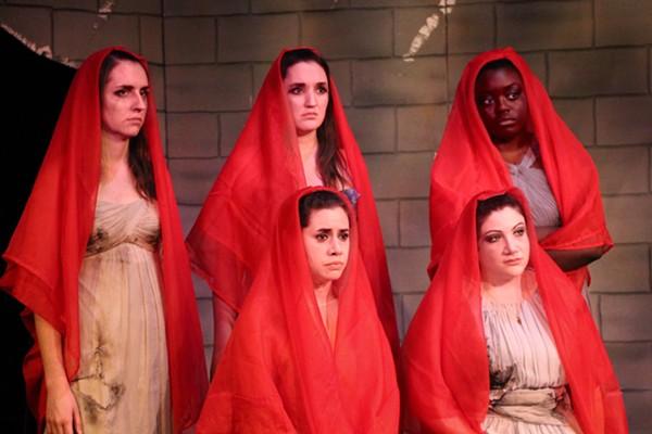 Three Crows Theatre's <i>The Trojan Women</i>