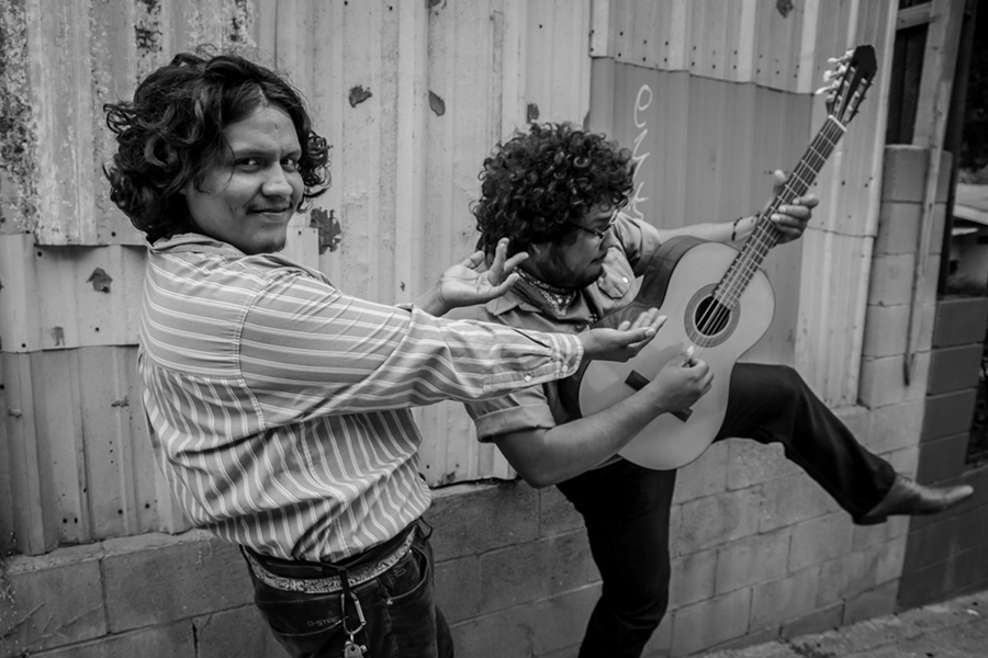The psychedelic cumbia punk of Los Angeles group Tropa Magica is playfully subversive enough for any Riot Fest fan.