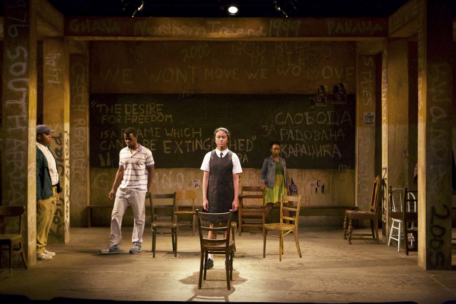 Sideshow Theatre Company's <i>Truth and Reconciliation</i>