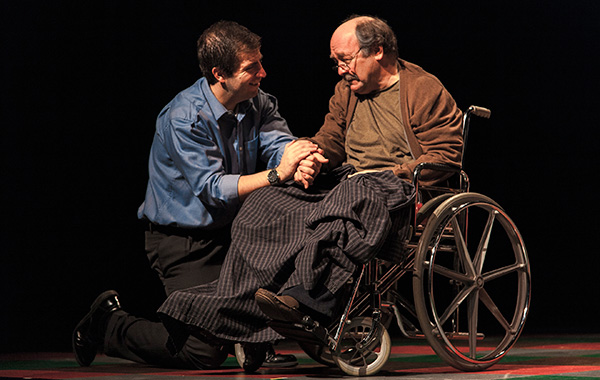 Provision Theater Company's <i>Thursdays With Morrie</i>