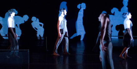 Four passionate dances come to Stage 773 this weekend.