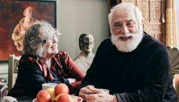Eleanor Spiess-Ferris and Umberto Tosi: an artistic couple for the ages