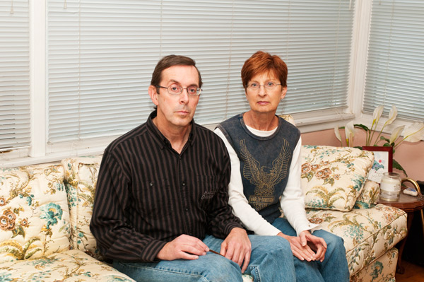 <p>Walt and Kathy Teichen struggled to find a place for their son, Kevin, to live after he was released from prison on sex abuse charges.</p>