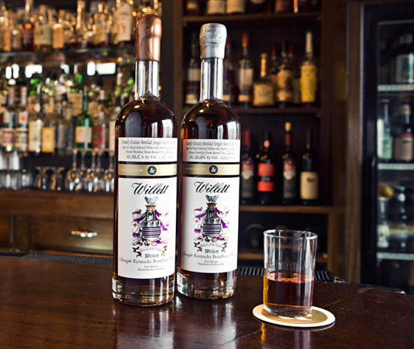 "Willet ""Eagle"" Bourbon"