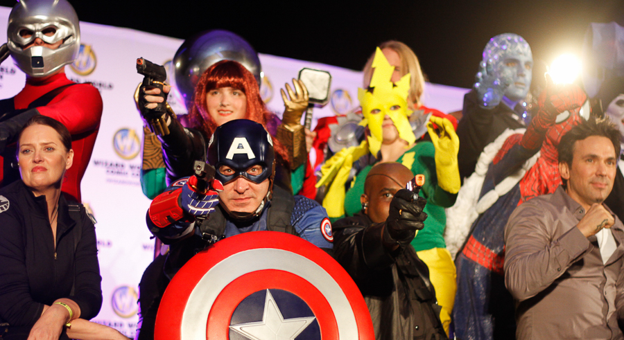 Get cosplay ready for Wizard World Comic Con this weekend.