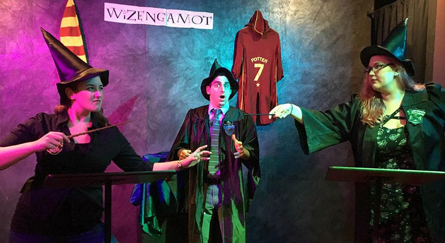 Under the Gun Theater's <i>The Wizengamot</i>