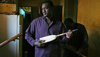 Ngoni master Bassekou Kouyaté plays the World Music Festival Friday and Saturday.