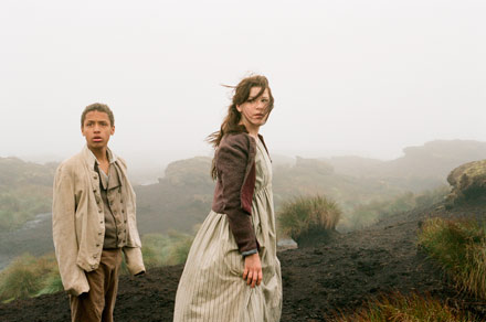 Wuthering Heights: Not quite the Bronte adaptation you would expect.