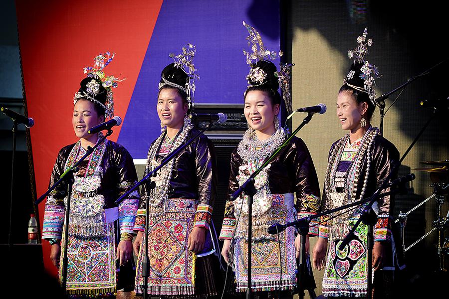 Yandong Grand Singers of China