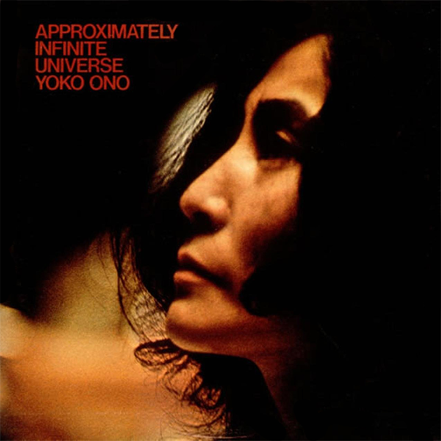Yoko Ono's 1973 double album <i>Approximately Infinite Universe</i>