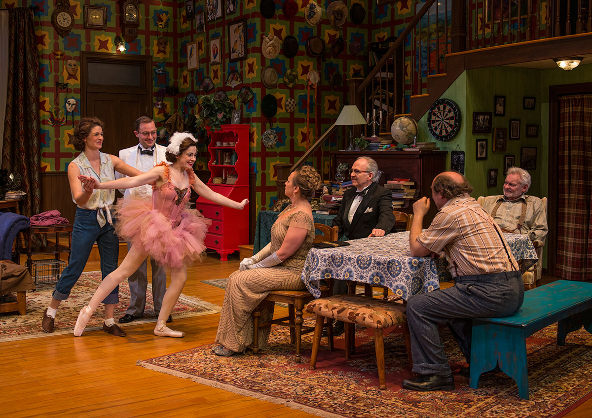 Northlight Theatre's <i>You Can't Take It With You</i>