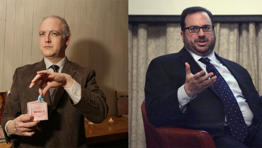Matt Zoller Seitz and Alan Sepinwall