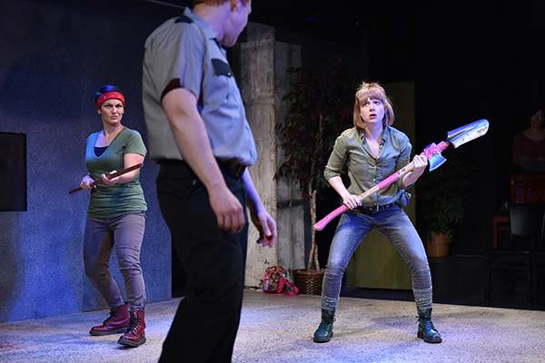 Factory Theater's <i>Zombie Broads</i>